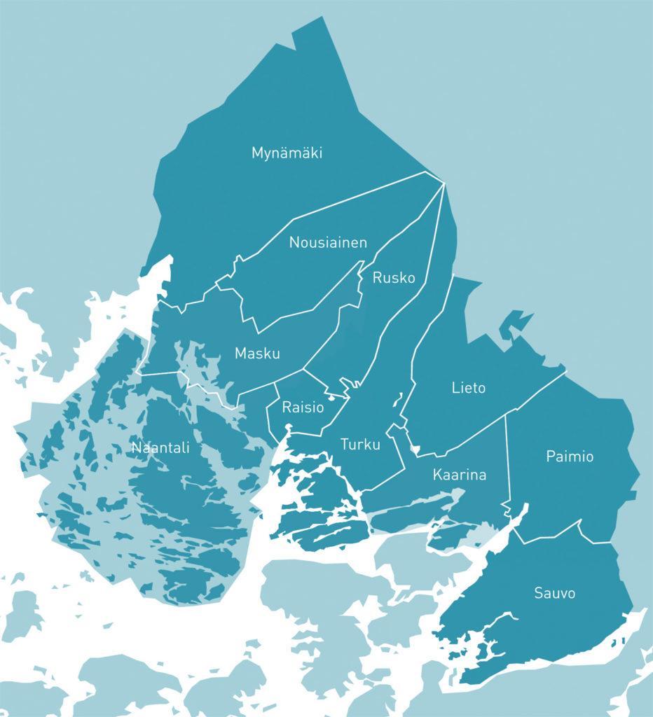 Innovatiivinen Kasvukeskittyma Turku Business Region